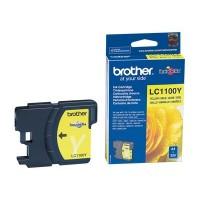 Brother LC1100Y (Yellow / Geltona) rašalinė kasetė, 325 psl.