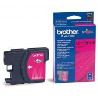 Brother LC1100HY-M (Magenta / Purpurinė) rašalinė kasetė, 750 psl.