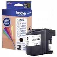 Brother LC223BK (Black / Juoda) rašalinė kasetė, 550 psl.