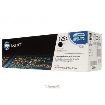 HP CB540A (Nr. 125A, Black / Juoda) tonerio kasetė, 2200 psl.