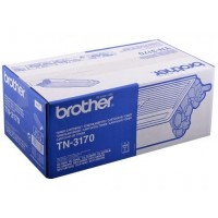 Brother TN-3170 (Black / Juoda) tonerio kasetė, 7000 psl.