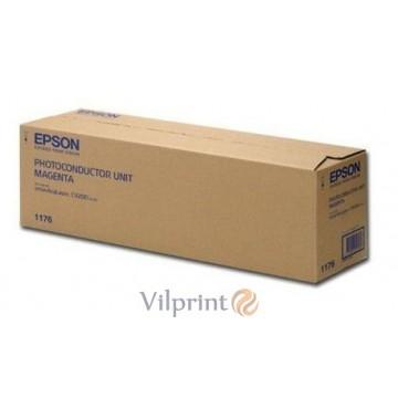 Epson S051176 (Magenta / Purpurinė) drum / būgno mazgas, 30000 psl.