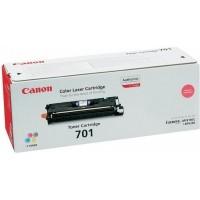 Canon 701 (Magenta / Purpurinė) tonerio kasetė, 4000 psl.
