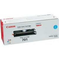 Canon 701 (Cyan / Žydra) tonerio kasetė, 4000 psl.