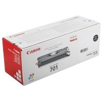 Canon 701 (Black / Juoda) tonerio kasetė, 4000 psl.