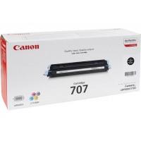 Canon 707 (Black / Juoda) tonerio kasetė, 2500 psl.