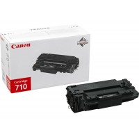 Canon 710 (Black / Juoda) tonerio kasetė, 6000 psl.