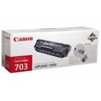 Canon 703 (Black / Juoda) tonerio kasetė, 2000 psl.