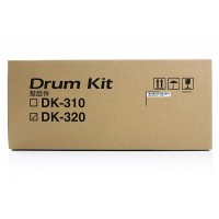 Kyocera DK-320 drum / būgno mazgas, 300000 psl.