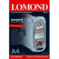 """Lomond A3, 2 lapai, """"Magnetic"""" matinis fotopopierius su magnetiniu sluoksniu (Magnetic Inkjet Paper Matt / kodas: 2020348)"""
