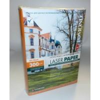 Lomond A4, 300g/m2, 150 lapų, dvipusis matinis/matinis spec. popierius laz. spausdintuvams (Laser Matt DS / kodas: 0300743)