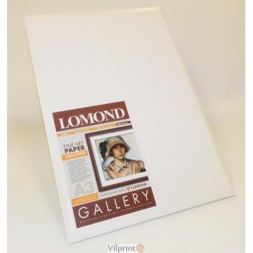 Lomond A3, 268g/m2, 20 lapų, Fine Art Paper Gallery Velour, Bright Natural White Semigloss, raš. spausdintuvui (kodas: 0911232)