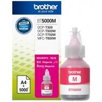Brother BT5000M (Magenta / Purpurinis) rašalo buteliukas, 5000 psl.