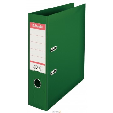 Segtuvas A4/75 mm. žalias, Esselte