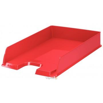 Lentynėlė A4, raudona Esselte Europost VIVIDA Letter Tray, standard