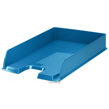 Lentynėlė A4, mėlyna Esselte Europost VIVIDA Letter Tray, standard