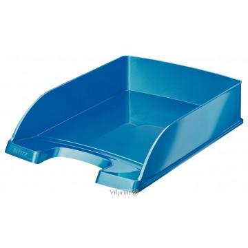 Lentynėlė A4, mėlyna Leitz WOW Letter Tray