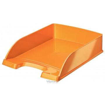 Lentynėlė A4, oranžinė Leitz WOW Letter Tray