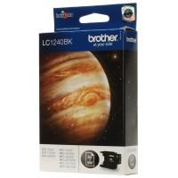 Brother LC-1240BK (Black / Juoda) rašalinė kasetė, 600 psl.