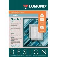 Lomond A4, 200g/m2, 10 lapų, Design Frontier vienpusis, matinis tekstūrinis fotopopierius raš. sp. (Frontier Matt / 0927041)