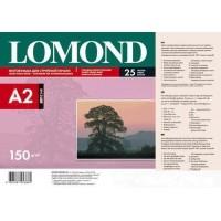 Lomond A2, 150g/m2, 25 lapų, venpusis blizgus fotopopierius rašaliniams sp. (Single Sided Glossy Inkjet Photopaper / 0102040)