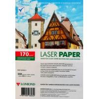 Lomond A3, 170g/m2, 250 lapų, dvipusis blizgus spec. popierius lazeriniams spausdintuvams (CLC Paper Glossy DS / 0310231)