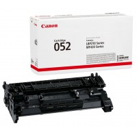 Canon 052 (Black / Juoda) tonerio kasetė, 3100 psl.
