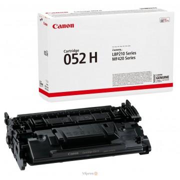 Canon 052H (Black / Juoda) tonerio kasetė, 9200 psl.