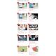 Lomond mini fotoalbumas knygos formos (didėlis) , (Lomond Inkjet Mini Photo Album, Big Square  / kodas: 1500117)