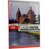 Lomond A3, 130g/m2, 250 lapų, dvipusis blizgus fotopopierius spalvotiems lazeriniams spausdintuvams (CLC Paper for color laser printers / kodas: 0310131)