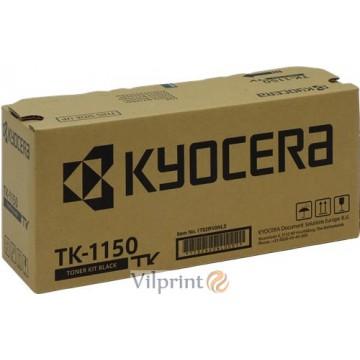Kyocera TK-1150 (Black / Juoda) tonerio kasetė, 3000 psl.
