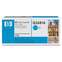 HP Q2681A (Nr. 311A, Cyan / Žydra) tonerio kasetė, 6000 psl.
