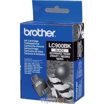 Brother LC-900BK (Black / Juoda) rašalinė kasetė, 500 psl.