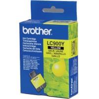 Brother LC-900Y (Yellow / Geltona) rašalinė kasetė, 400 psl.