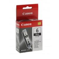 Canon BCI-6BK (Black / Juoda) rašalinė kasetė, 270 psl.
