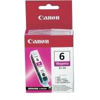 Canon BCI-6M (Magenta / Purpurinė) rašalinė kasetė, 270 psl.