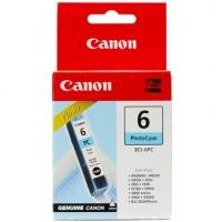 Canon BCI-6PC (Photo Cyan / Šviesiai Žydra) rašalinė kasetė, 270 psl.