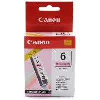 Canon BCI-6PM (Photo Magenta / Foto Purpurinė) rašalinė kasetė, 270 psl.