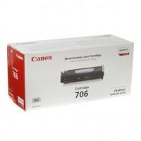Canon 706 (Black / Juoda) tonerio kasetė, 5000 psl.